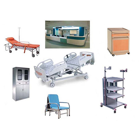 Hospital furniture and equipment 2